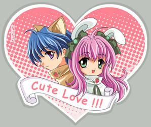 + Cute Love + by Arehandora