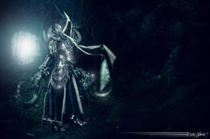 Malthael The reaper of Soul from Diablo III by SakuraFlamme