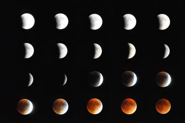 Collage Eclipse by tomegatherion