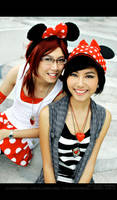 We Heart Minnie by Crissey