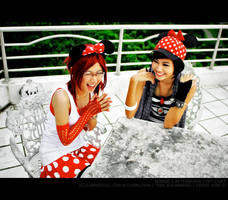 Minnie's Afternoon Chit Chat by Crissey