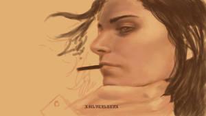 WIP - Daemon Sadi by XsilverleenX