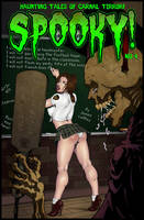 Nightmare College by James-LeMay-Graphix
