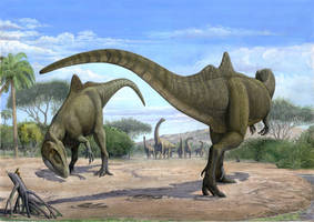 Concavenator corcovatus by atrox1