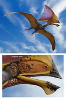 Tupandactylus imperator by atrox1