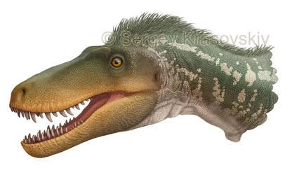 T-rex  BMRP 2002-4-1 (JANE) by atrox1