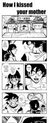How I kissed your mother by xSan-chi