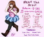 Meet the Artist by FirePokeMaster