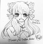 Chiyo Sakura by FirePokeMaster