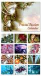 Fractal Passion Calendar by ALP-Dreams