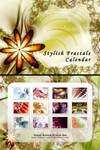 Stylish Fractals Calendar by ALP-Dreams