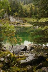 Lac de Tanay by ALP-Dreams