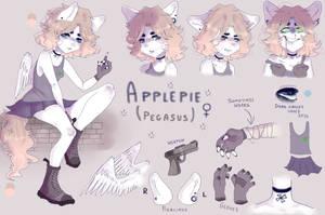Applepie REFERENCE by Adishu