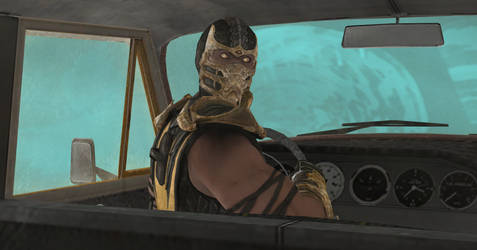 Get out of my KAR by day-wing