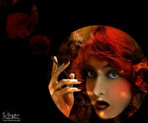 Exp Lillian Gish 03 by MarCantonArt
