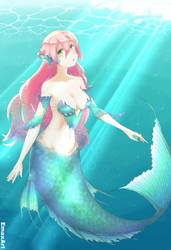 MerMay 2018 Submission by EmaxArt