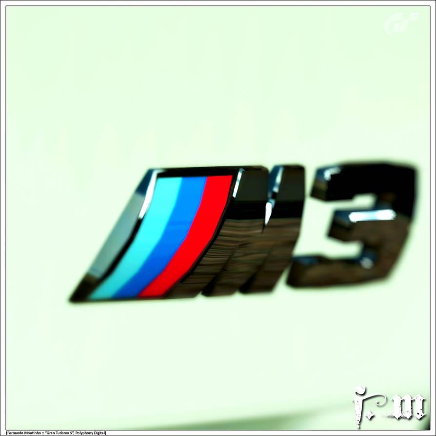 Bmw M3 Badge By Vanheart On Deviantart