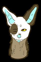 Ma weird doggo by W00Zl