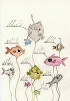 Floatyfish by ClassyBoogeyman