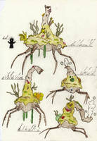 Seafloor Laminams by ClassyBoogeyman