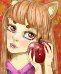 Holo Portrait by PandorasFoxes