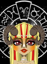Hayley is Aries by MarianasMasterpiece
