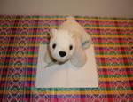 Smart polar bear by MissBreeziness