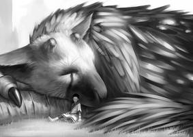 The Last Guardian by GEIKOUart