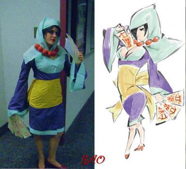 Rao cosplay by kakashilove11