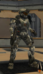 Unknown #10 [Halo Reach] by TheMachinifilms