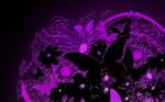 Butterfly Bouquet by karlajkitty