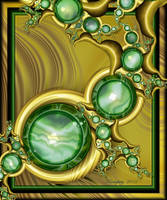 Emerald gloss by karlajkitty