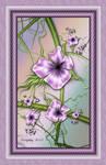 Petunias by karlajkitty