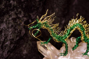 Chinese Dragon detail face by shottsy85