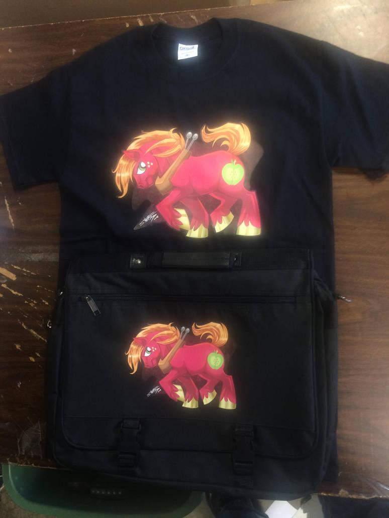 Big Mac t-shirt and Bag by shottsy85