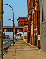 Saint Louis Streetside by TheVikingStudio