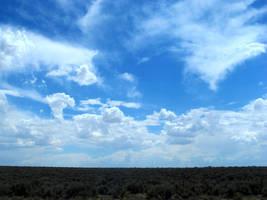 Beautiful Skies by seraphunk