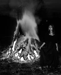 Witch night by MarculescuSorin