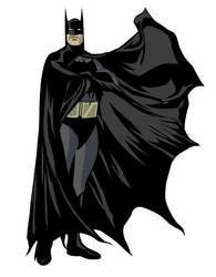 Alex Ross Batman animated by phil-cho