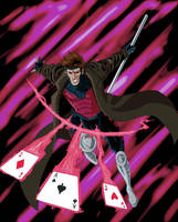 Gambit by phil-cho