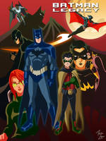 Batman Legacy by phil-cho