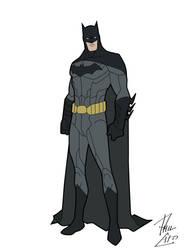 New 52 Batman by phil-cho