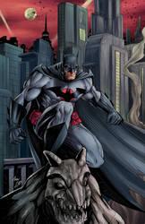Batman: Thomas Wayne by phil-cho