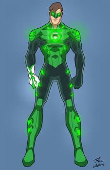 Green Lantern by phil-cho