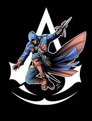 Arno Strikes! by phil-cho