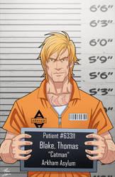 Thomas Blake locked up by phil-cho