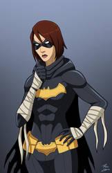 Black Bat commission by phil-cho