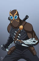 Talon commission by phil-cho