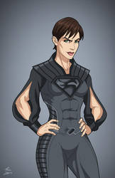Ursa (Earth-27) commission by phil-cho