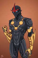 Apex - Rogue Nova commission by phil-cho